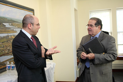 2011 Law Review Symposium featuring Justice Scalia