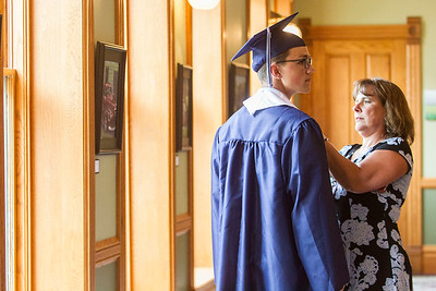 Grand Traverse Academy Graduation