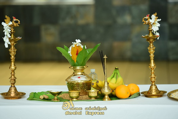 Nathya Samarpana Kalai Koodam Presents Barathanatya Arangetram