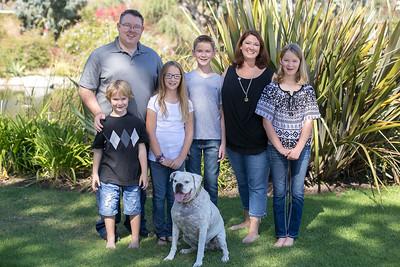 The Blanton Family