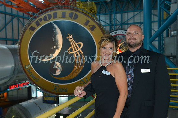 Buzz Aldrin's ShareSpace Launch Gala