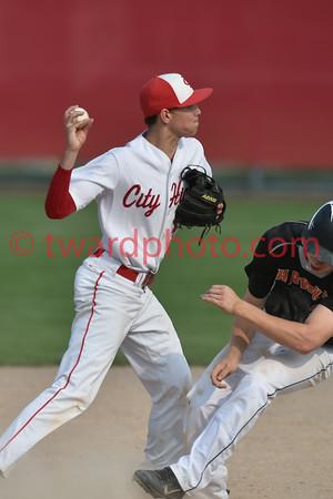 2015 CHS Soph Baseball - CR Prairie