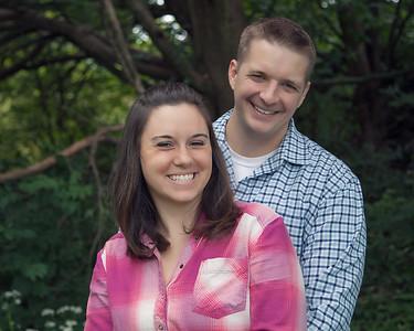 Ashley and Wade Engagement