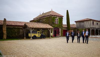 Bordeaux Investors Meeting April 2013
