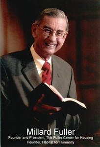 POSTER VERSION - Shreveport, LA - Millard preaching at Mt. Canaan Church in Allendale neighborhood