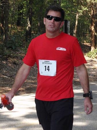 2010 Greenway Challenge - Running leg 2 - LD