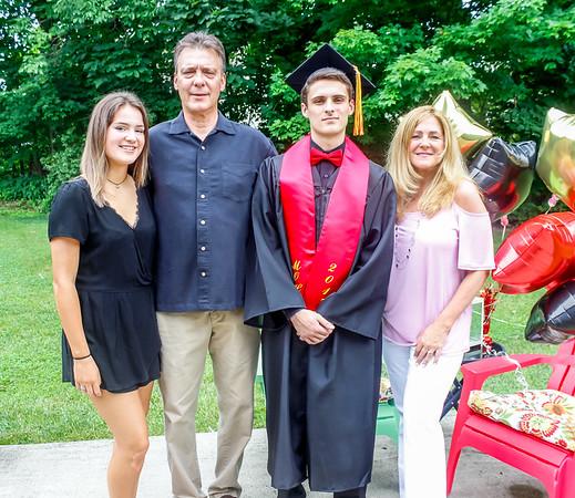 Jack's MO HS Graduation - June 23, 2017