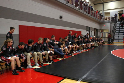 High School Wrestling - 12/14/2016 League Meet