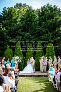 Paige & Aaron : Wake Forest, NC