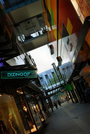 Melbourne CBD - 3 Dec 2007