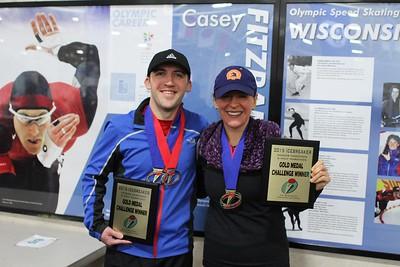 Icebreaker Indoor Marathon Awards