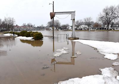Vermilion River Flood
