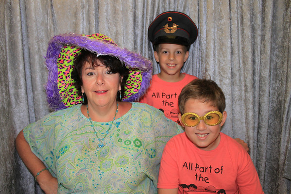 George Wolf Elementary End of Year Carnival 2012-2013 - Photo Booth