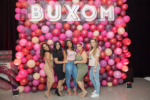 BMF  - BUXOM - Behind The Scene / Event