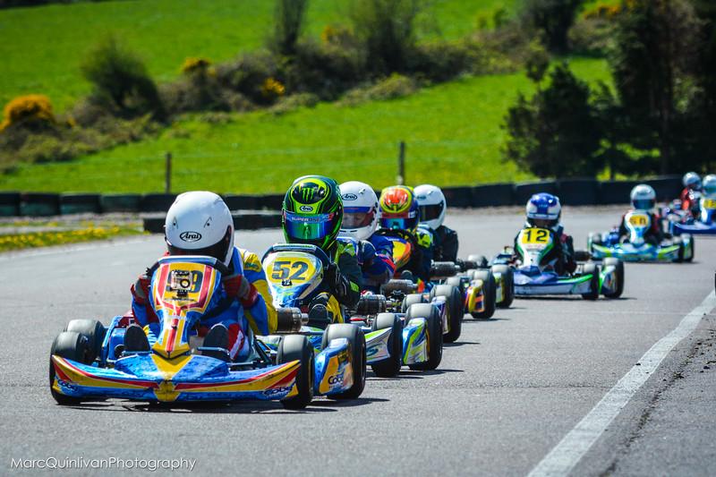 Motorsport Ireland - Round 3 2015 - Cork - Alyx Coby