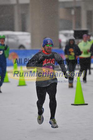 5K & 10K Finishers - 2013 Detroit Turkey Trot
