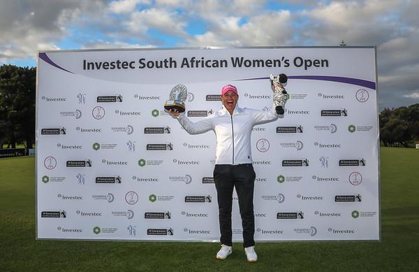 Investec SA Women's Open