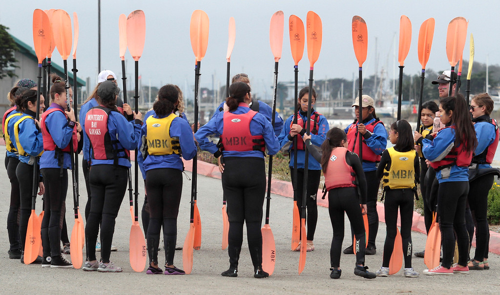 . Safety preparation before setting out.