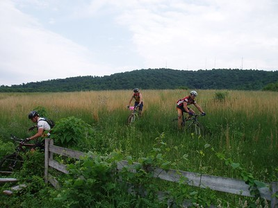 The Rivanna Trail and Carter's Mtn