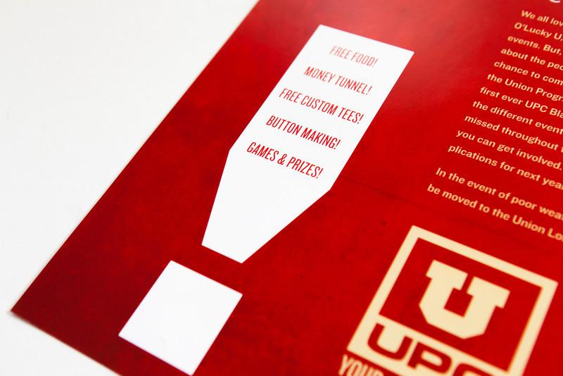 UPC Blast
