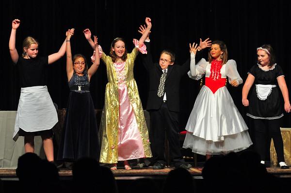 Fall Musical 2011 - Curtain Call