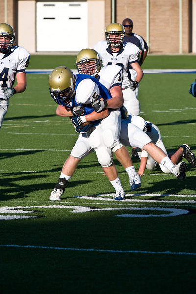 Sports-Football-PA Scrimmage 2009-36