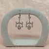 Penny Preville Petite Chandelier Diamond Earrings 2