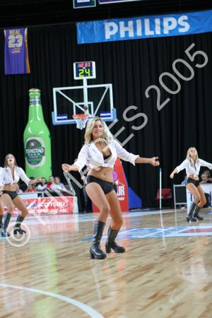 Sydney Kings Vs NZ Breakers 23-10-05
