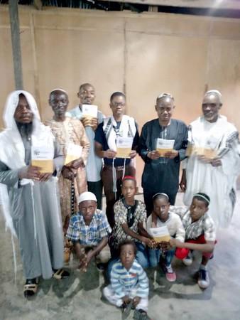 Har Shalom Knesset, Nigeria