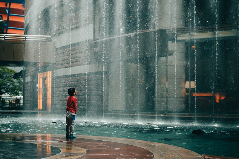 Fountain Boy