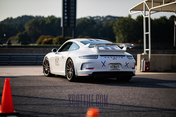 GT3 White #15