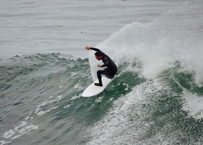 Steamer Lane Surfers + Capitola Surfers