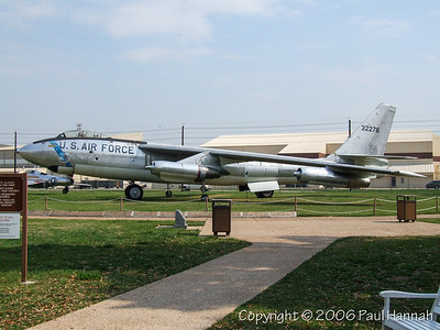 8th Air Force/Barksdale Global Power Museum - Shreveport, LA