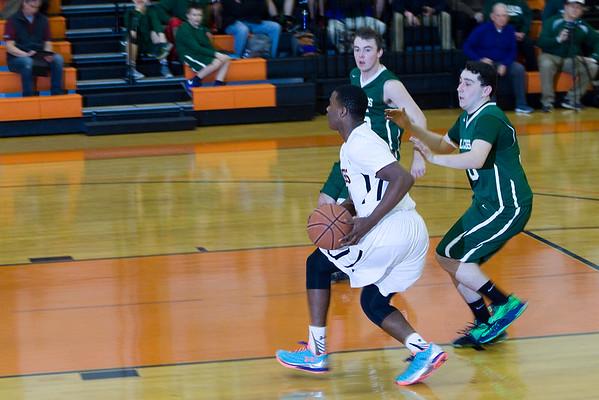 Varsity Basketball v North Cross School