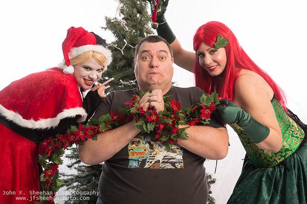 Harley Ivy Holiday Shoot