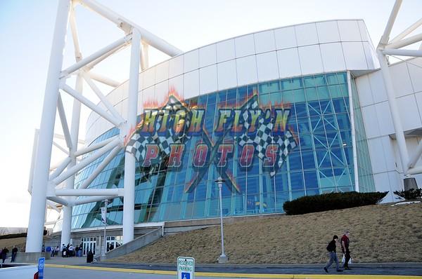 2-21-2014 Friday PRO Stock 4X4 Trucks Kemper Arena