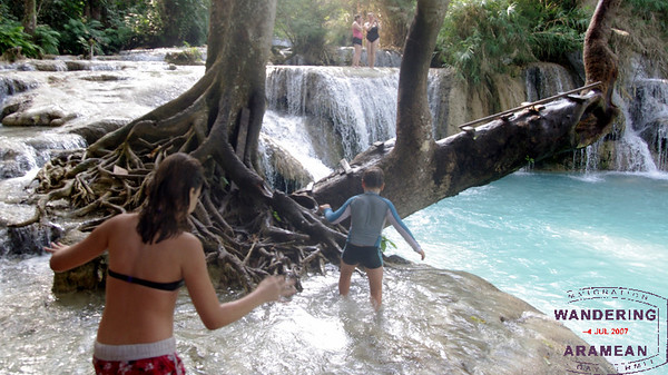Tad Kuang Si: Luang Prabang's best waterfalls
