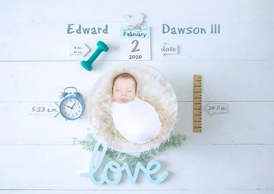 Edward Dawson lll 2020