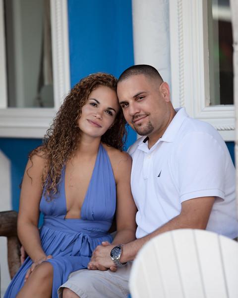 Ariel and Kathryn Berrios, Palm Coast, Florida