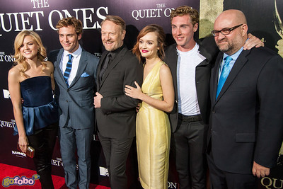 1532A The Quiet Ones Premiere Gofobo