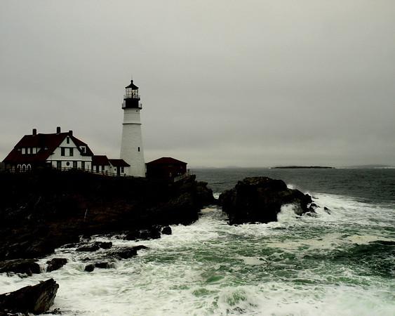 Maine October 09