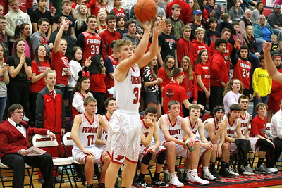Boys Varsity Basketball - 2/2/2018 Reed City