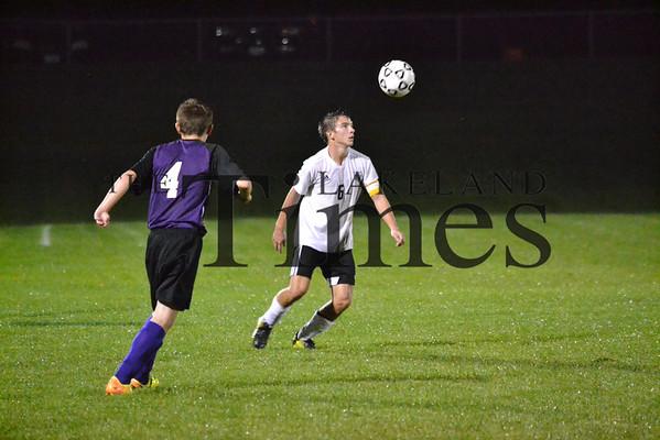 Lakeland Soccer vs. Mosinee