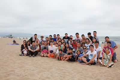 2017 Aug 30th Summer Beach Fun Day