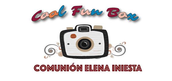 Comunión Elena Iniesta