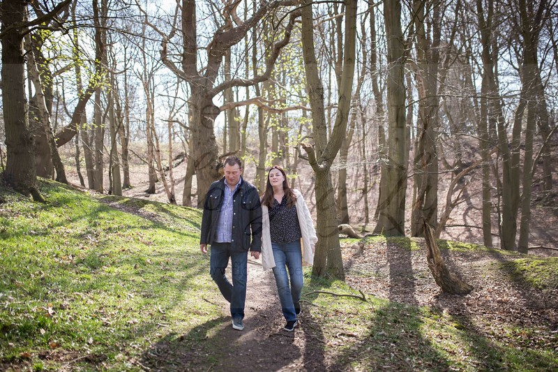Hannah + Nick Pre Wedding