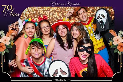 Photo Party - Cumpleaños Carmen Rivera