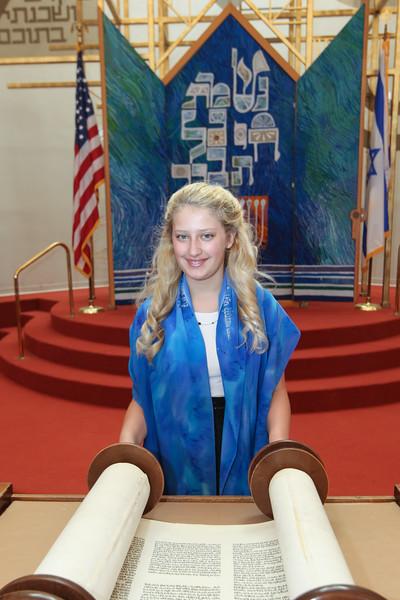 Abigail Fixel's Torah and Family Potraits, Jacksonville Jewish Center