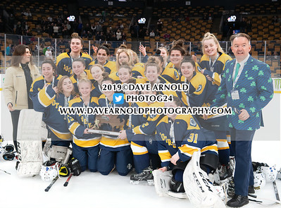 3/17/2019 - MIAA Girls D2 State Final - Wellesley vs Notre Dame