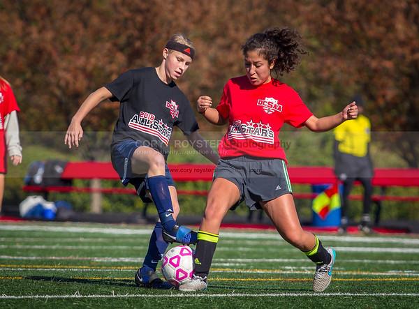 DCSAA Girls Soccer All Star Game